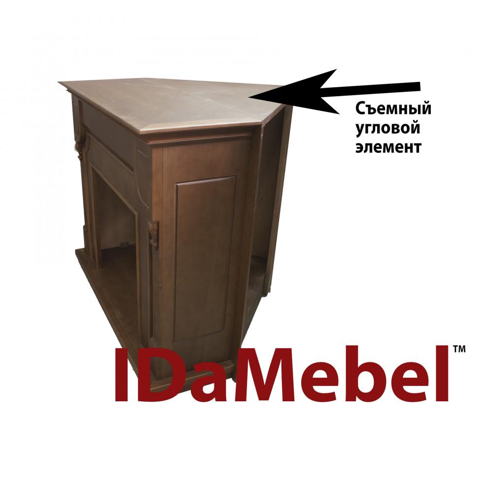 Каминокомплект IDaMebel Barcelona (трансформер) - Фото № 2