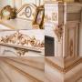 Каминокомплект IDaMebel LONDON Royal 3D Etna