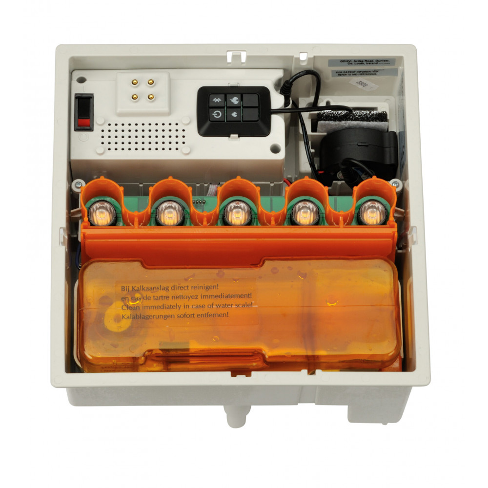 Электрокамин Dimplex Cassette 250 без дров (CAS250-INT)