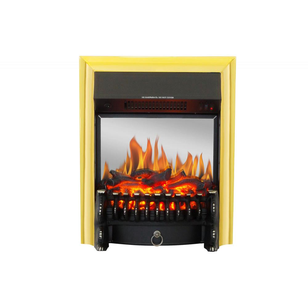 Электрокамин Royal Flame Fobos FX M Brass - Фото № 1