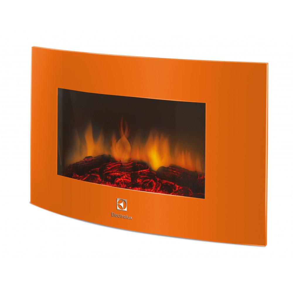 Электрокамин Electrolux EFP/W-1200URLS Оранжевый (НС-1070932) - Фото № 1