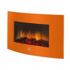 Электрокамин Electrolux EFP/W-1200URLS Orange