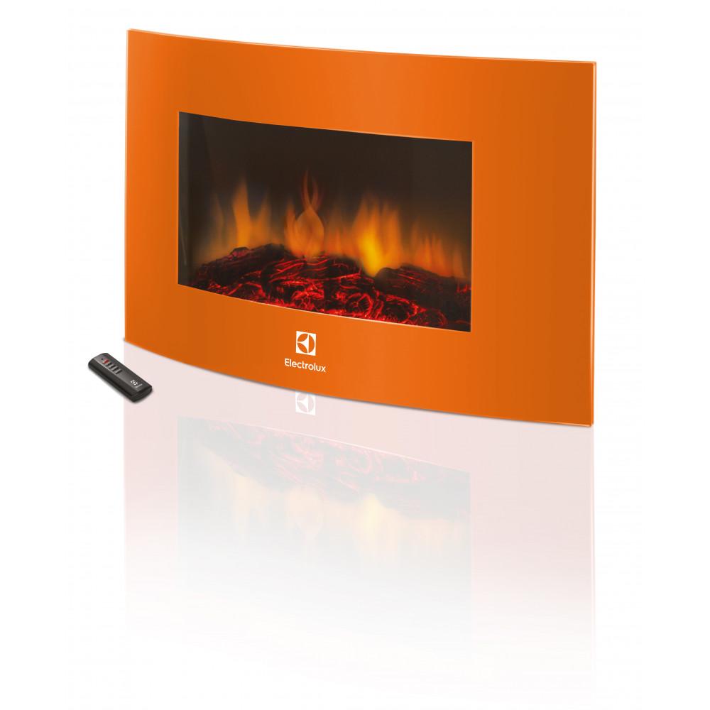 Электрокамин Electrolux EFP/W-1200URLS Оранжевый (НС-1070932) - Фото № 2