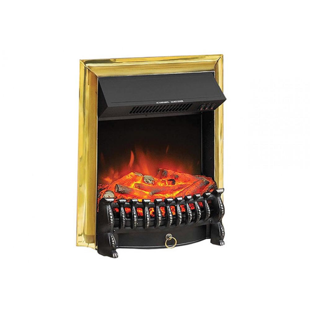 Электрокамин Royal Flame Fobos FX Brass (золото) - Фото № 1