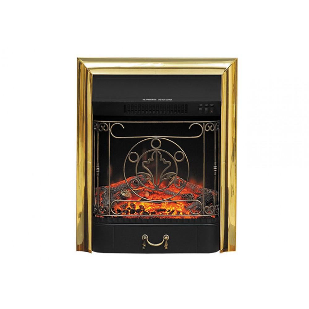 Электрокамин Royal Flame Majestic FX Brass (золото) - Фото № 1
