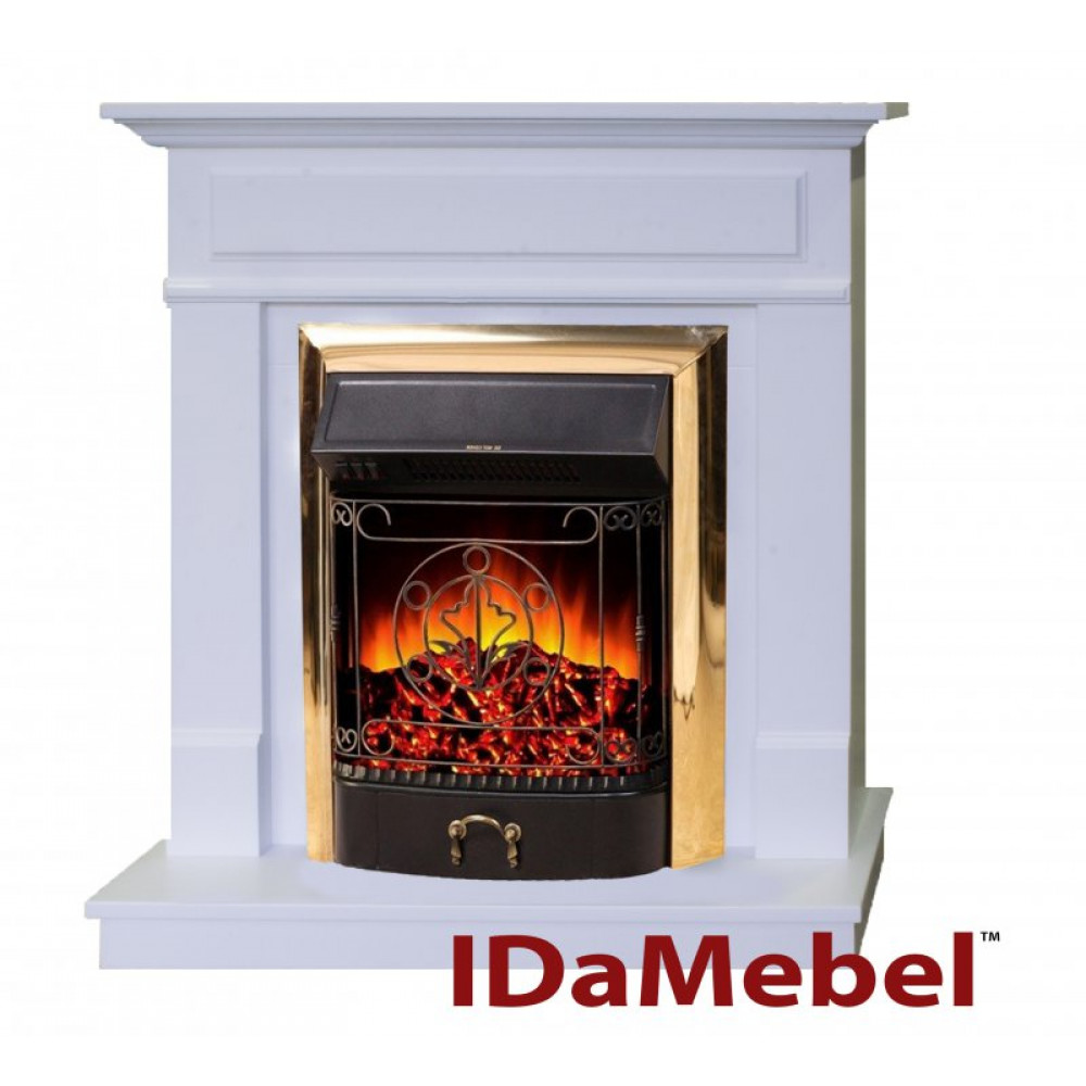 Каминокомплект IDaMebel Michelle Gold - Фото № 1
