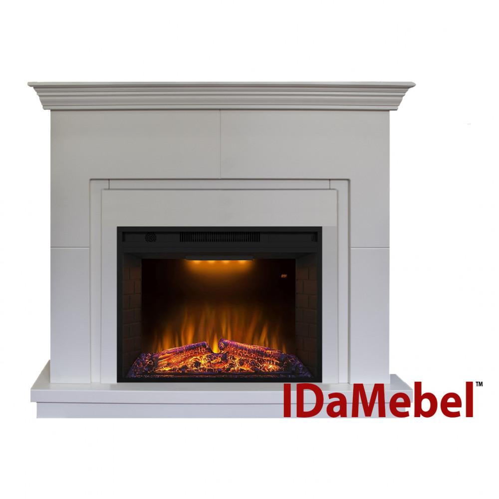 Каминокомплект IDaMebel Montreal Goodfire EF26S - Фото № 1