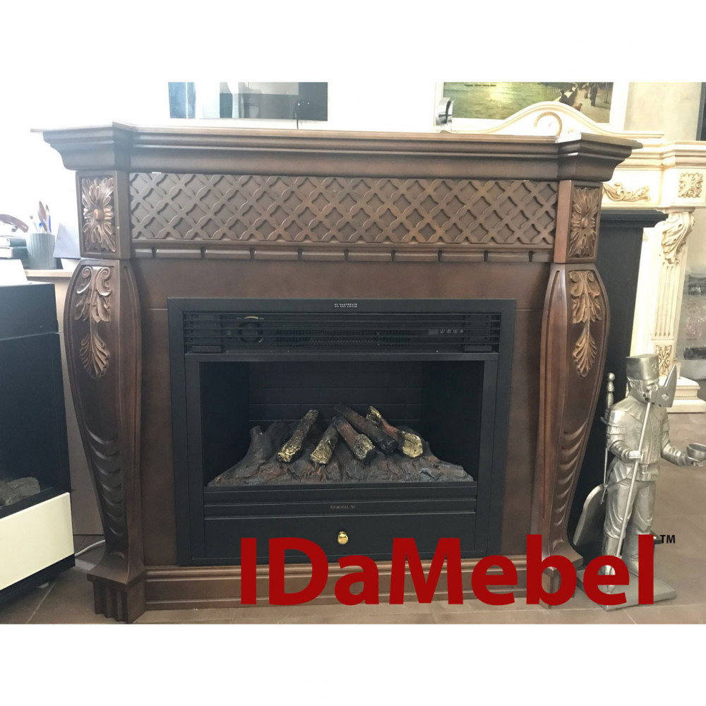 Каминокомплект IDaMebel Valencia - Фото № 1